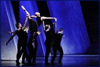 Requiem Ballett des theater magdeburg
