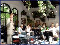 Pressefrühstück Stadtsprung in Wien, ©MMKT