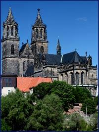 Dom zu Magdeburg ©A. Lander