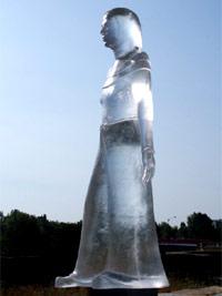 Mechthild Skulptur