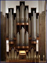 Jehmlich Orgel in der Konzerthalle ©