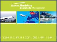 Flughafen Cocstedt ©