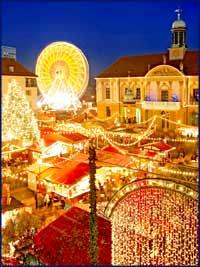 Magdeburger Weihnachtsmarkt, ©Andreas Lander