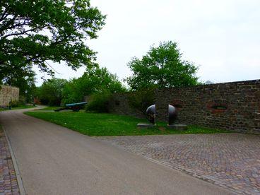 Stadtumbau Ost: Stadtmauer - Lukasklause