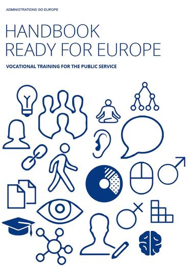 Cover Handbuch AGE - Administration go Europe