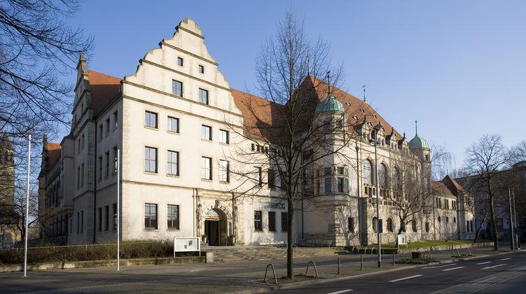 Kulturhistorisches Museum Außenansicht © Kulturhistorisches Museum