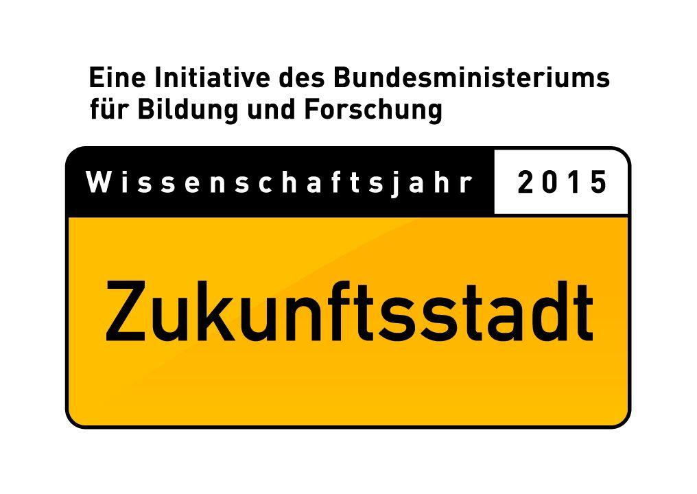 Externer Link: Wissenschaftsjahr 2015 - Zukunftsstadt