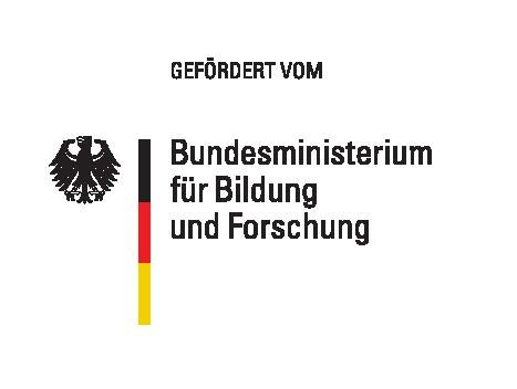 Externer Link: Gefördert vom BMBF