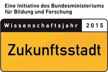 Externer Link: Webseite Wissenschaftsjahr Zukunftsstadt 2015