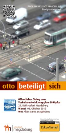 Rathausfest Dialog Deckblatt