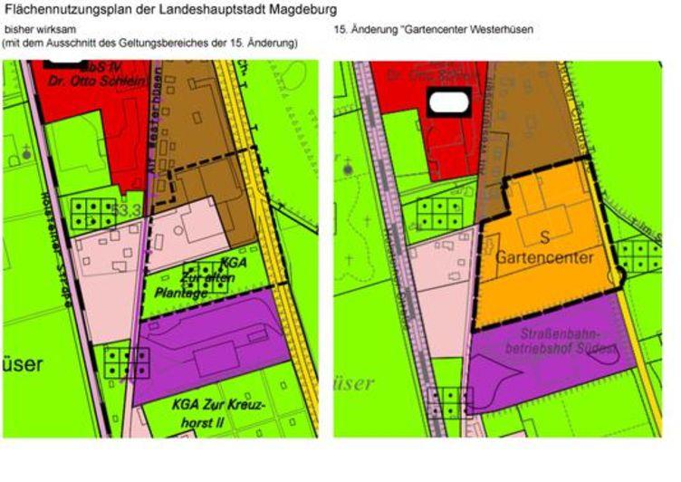 18. Flächennutzungsplanänderung