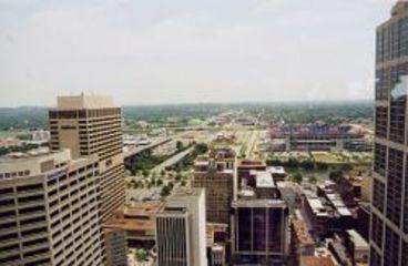 Nashville aus der Luft