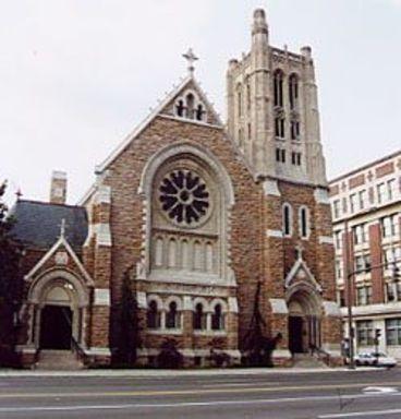Kirche in Nashville