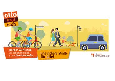 Bürger-Workshop: Eine sichere Straße für alle !