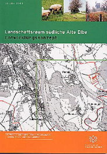 Bild zeigt einen Kartenauschnitt Magdeburgs, südöstliches Stadtgebiet zwischen Pechau und Randau