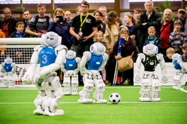 Interner Link: Countdown für die RoboCup German Open