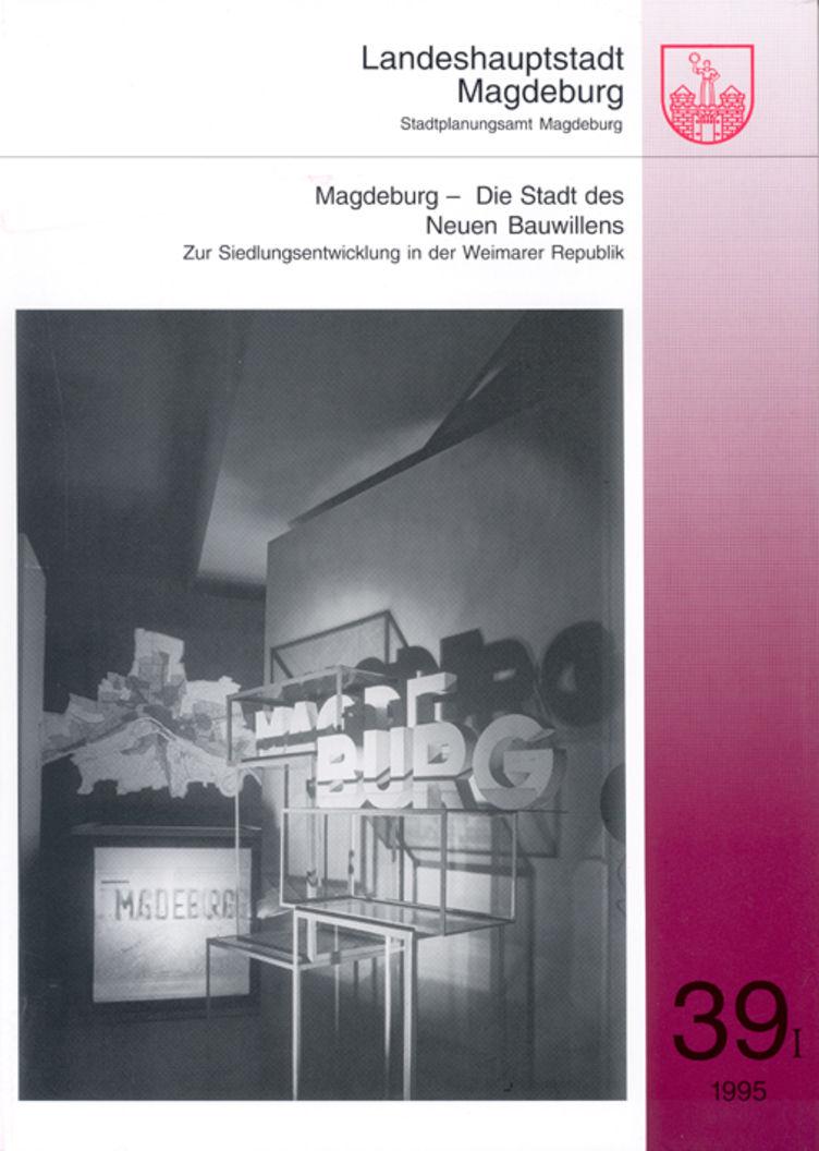 39-I-1995 Titelseite