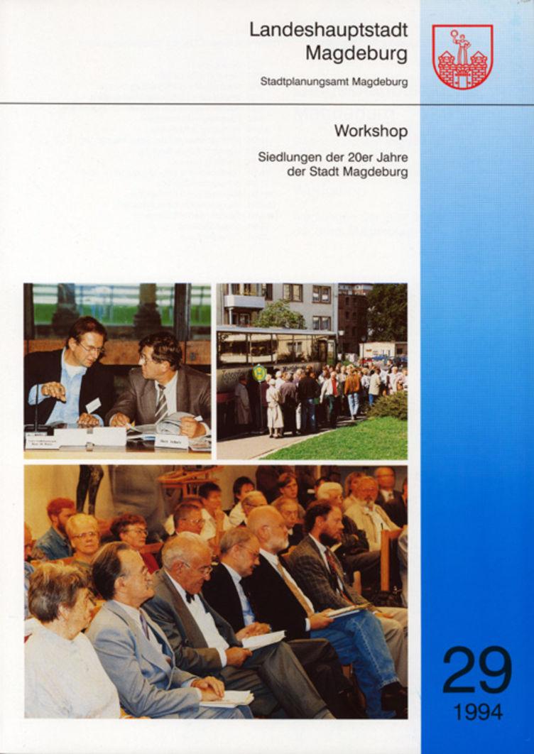 29-1994 Titelseite