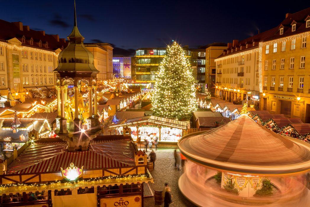 Magdeburger Weihnachtsmarkt 2021