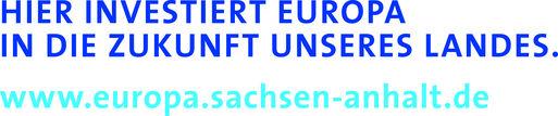 """Signet-Paar """"Hier investiert Europa"""""""