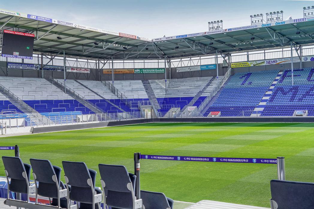 MDCC-Arena 1. FC Magdeburg