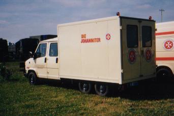 Arzttruppkraftwagen
