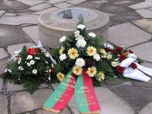 Gedenkstein zum Atombombenabwurf