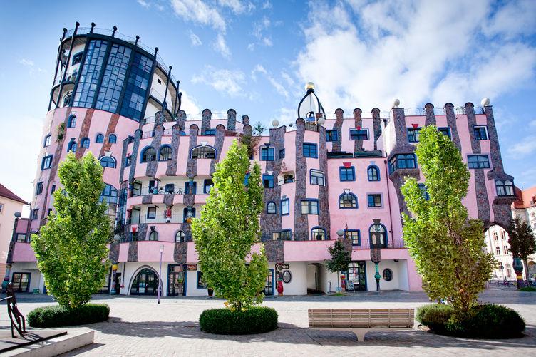 Die Grüne Zitadelle® von Magdeburg