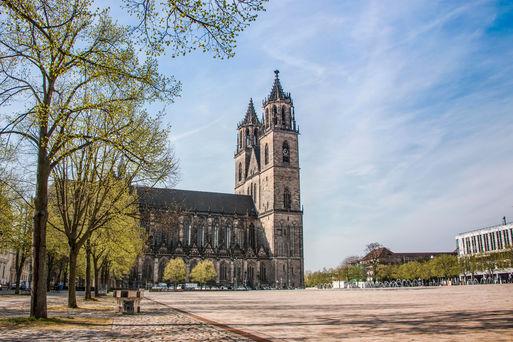 Interner Link: Lernort Dom zu Magdeburg