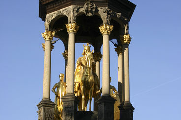 Reiterstandbild Kaiser Otto I