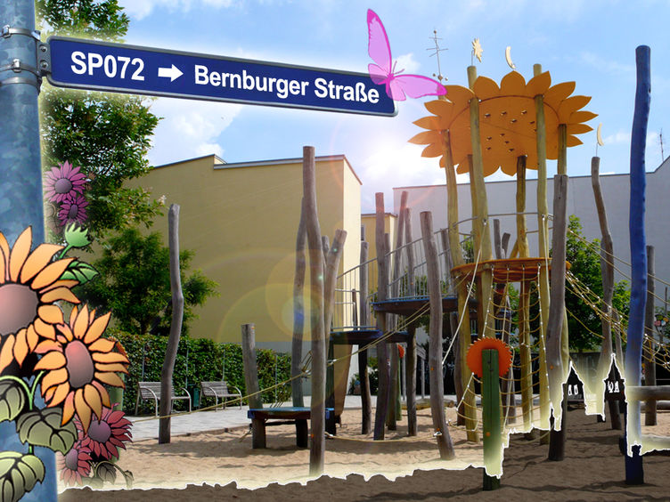 SP072 Bernburger Straße