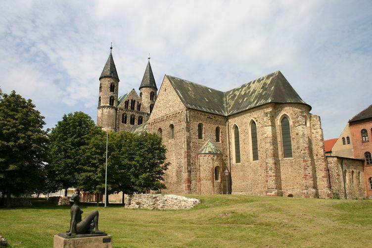 Interner Link: Die Bischofsstadt Magdeburg