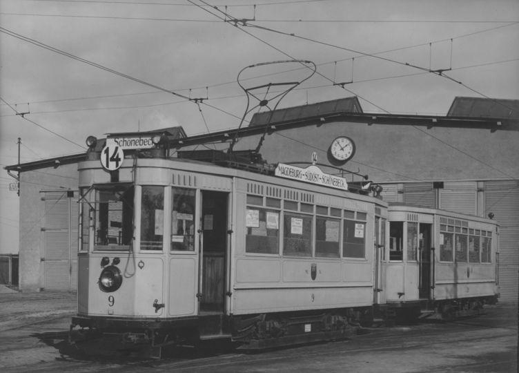 Motorwagenzug Vorortbahn