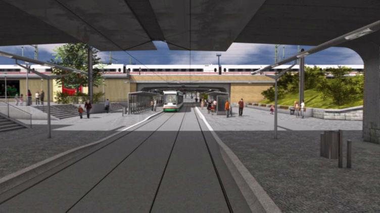 Visulaisierung Tunnel cap012