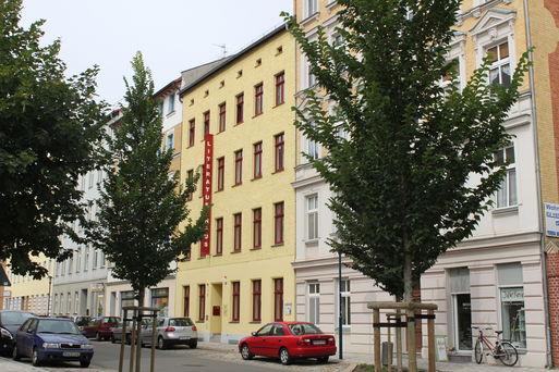 Interner Link: Lernort Literaturhaus