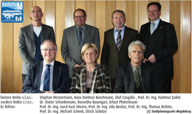 Mitglieder des Wissenschaftlichen Beirates