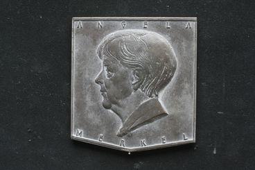 Kaiser Otto-Medaille Angela Merkel