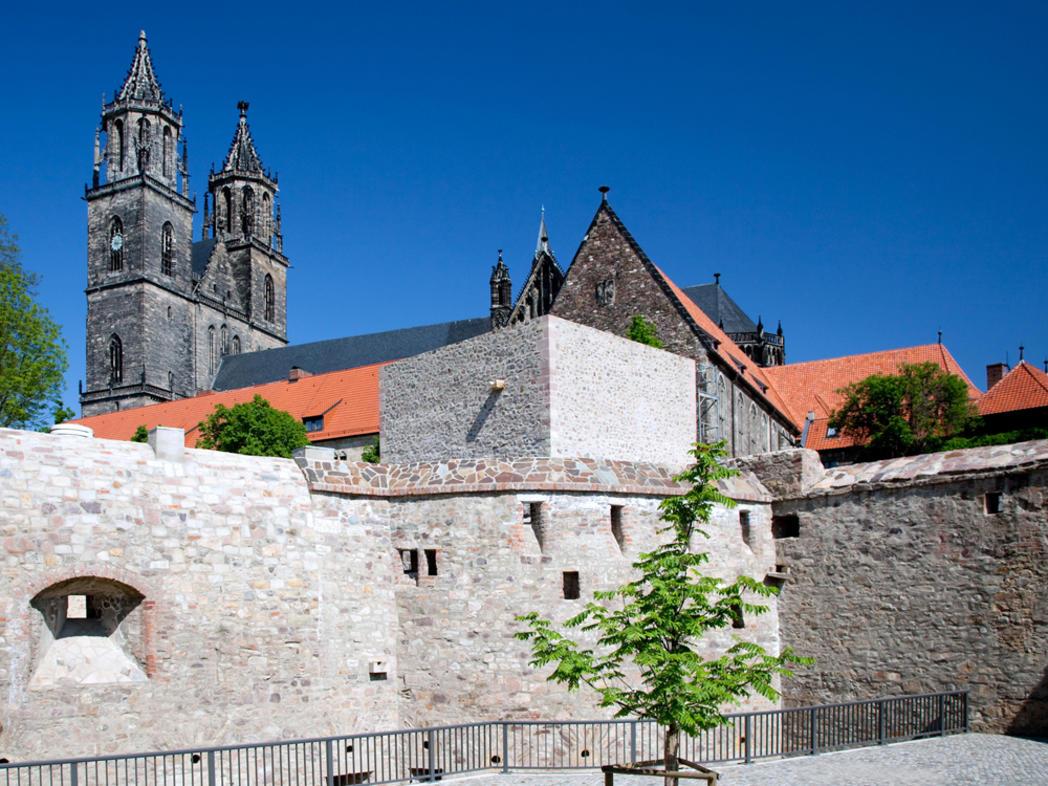 Interner Link: Festungsanlagen in Magdeburg