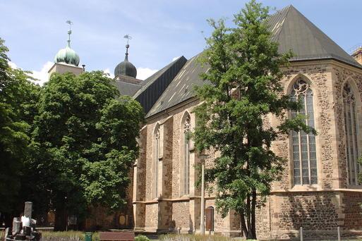 Interner Link: Propsteikirche St. Sebastian