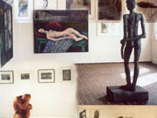 Interner Link: Art and Art Galleries in Magdeburg