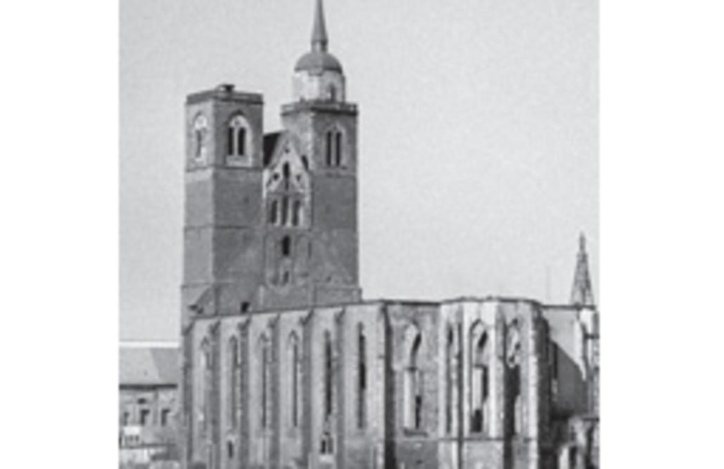 Johanniskirche nach 1945