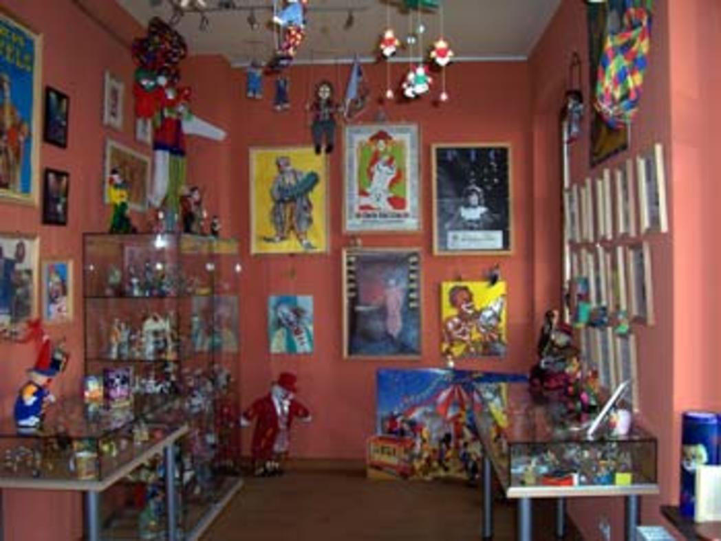 Interner Link: Circusmuseum