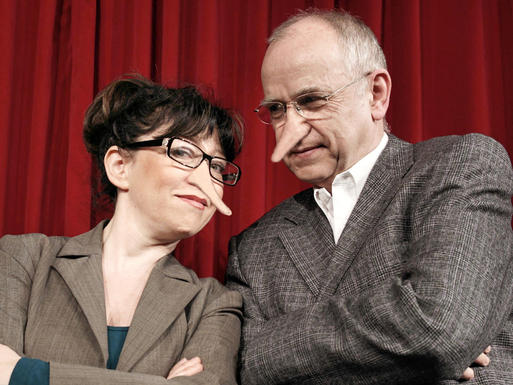Interner Link: Kabarett Magdeburger Zwickmühle