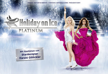 Interner Link: Holiday on Ice in Magdeburg