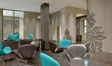Kaffeestation �Motel One Magdeburg