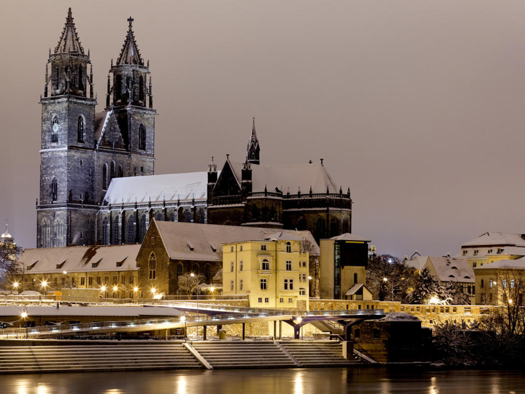Magdeburg Cathedral, dedicated to St. Maurice and St. Catherine © www.AndreasLander.de