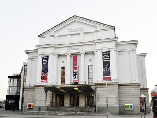 Interner Link: Theater in Magdeburg