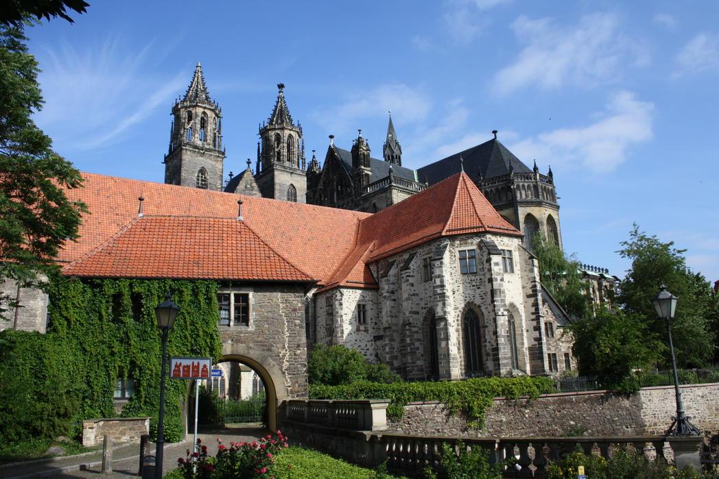 Dom St. Mauritius und Katharina © MMKT GmbH