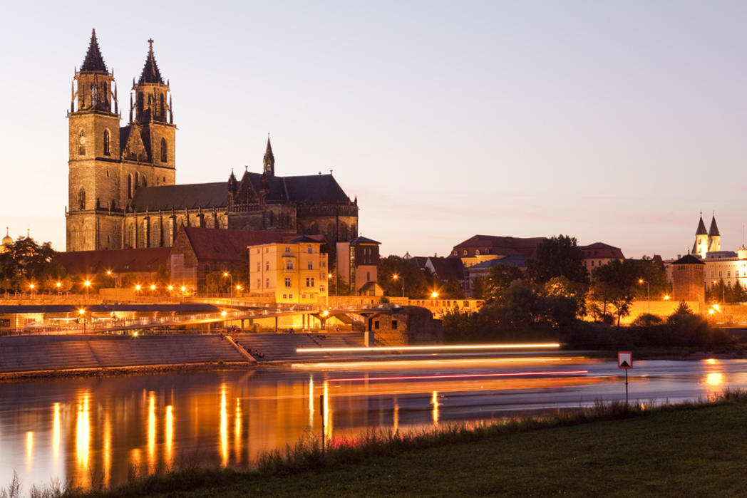 Magdeburg Cathedral, dedicated to St. Maurice and St. Catherine © IMG GmbH (Michael Bader)