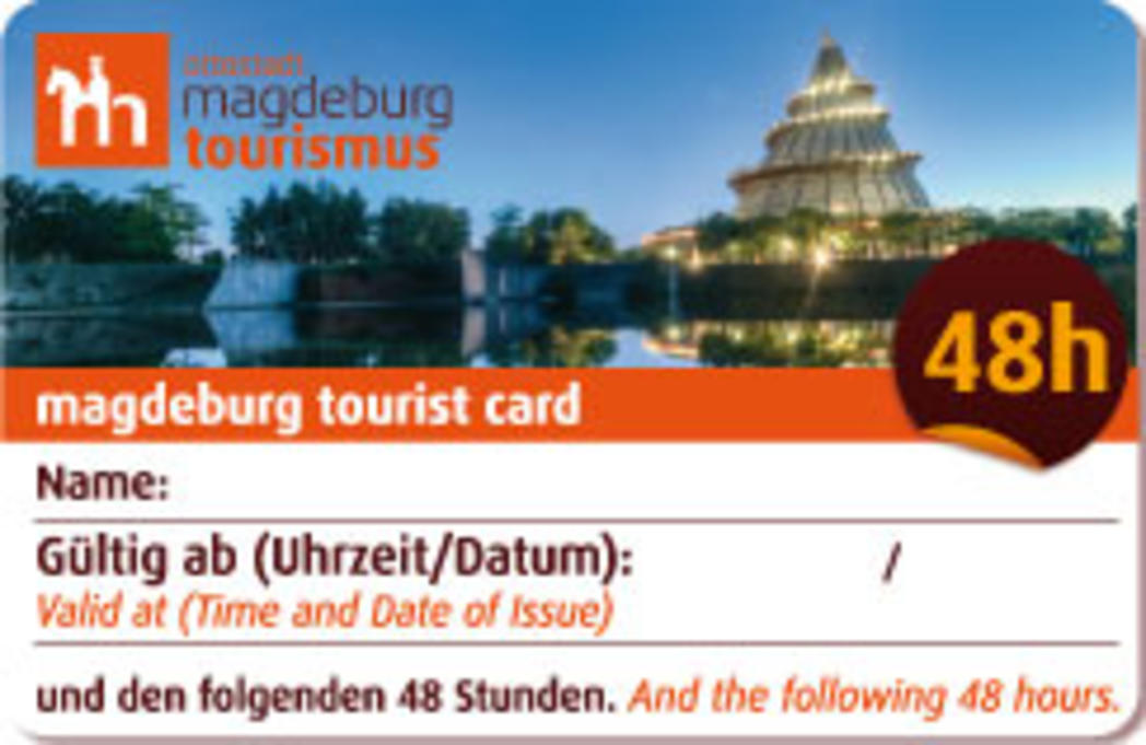 Tourist Card 48 Std. 2016